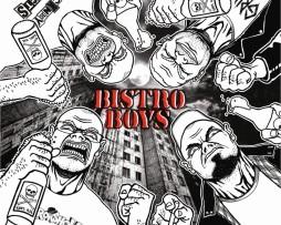 CD_Bistro Boys_książeczka
